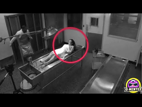 6 Videos de Terror Captados en una Morgue II - Sucesos Extraños