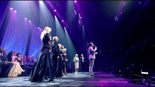 """Recorded live, """"Jesus Is All I Need"""" is from our 45th Anniversary Reunion Concert on July, 2016, featuring classic favorites.With over 3 hours of memorable music, a bonus section featuring a special tribute to Max and Lucy, plus behind-the-scenes footage, we are very excited about the release of our 45th Anniversary Reunion Concert! We've captured that unprecedented and unforgettable night of music, praise and celebration on Blu-ray, DVD and 3-Set CDs.Relive that awe-inspiring evening with over 130 Heritage Singers on stage!The 45th Reunion Concert CD (music only) features 37 songs - including 6 medleys.The Blu-ray DVD, and the regular DVD are the best we've produced! Call us: (530) 622-9369 or visit our web store: http://heritagesingers.com/store. Our office hours are Monday -Thursday, 8:30 AM - 5 PM (PST)."""