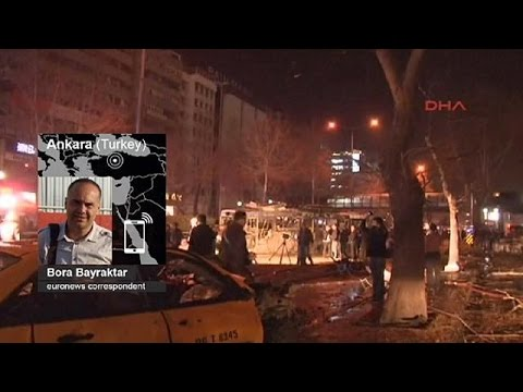 Οι λόγοι της επίθεσης στην Άγκυρα