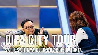 Nonton Mata Najwa Part 4   Cerita Baik  Difa City Tour  Satu Satunya Ojek Difabel Di Dunia Film Subtitle Indonesia Streaming Movie Download