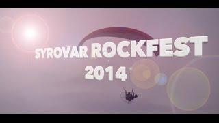 Video SYROVAR ROCKFEST 2014  TĚMICE HD
