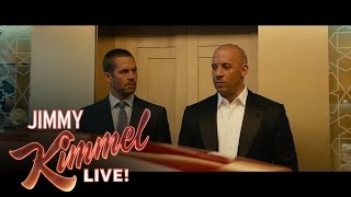 Nonton Vin Diesel Talks Furious 7 Film Subtitle Indonesia Streaming Movie Download