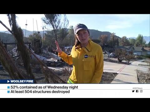 The Debrief: California wildfires, winter storm, Khashoggi's funeral | ABC News