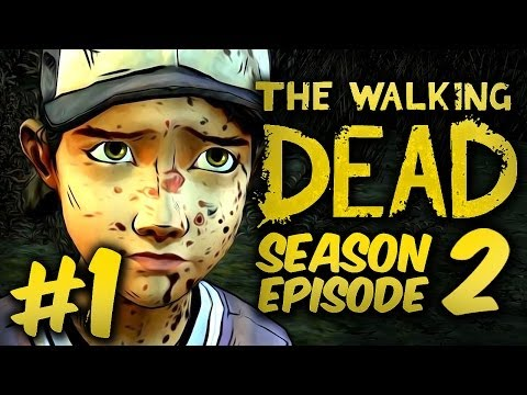 SHES BACK! - The Walking Dead: Season 2 - Episode 2 - Part 1 - Gameplay / Walkthrough / Playthrough (видео)