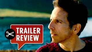 Instant Trailer Review - The Secret Life of Walter Mitty (2013) - Ben Stiller Movie HD