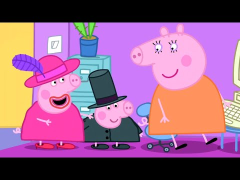 Peppa Pig English Episodes  Peppa Pig and Suzy Sheep at Gym Class  Peppa Pig Official