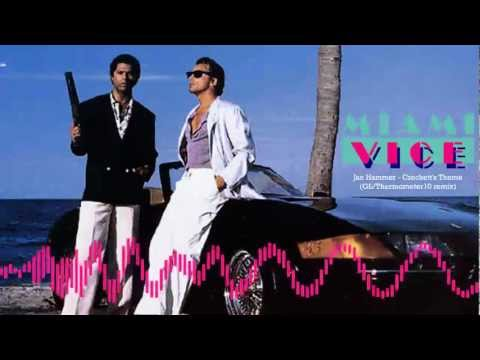 MIAMI VICE Crockett's Theme (House Remix)
