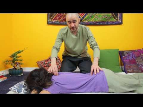 come effettuare un massaggio rilassante