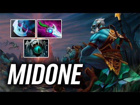 MidOne • Phantom Lancer • 9k — Pro MMR