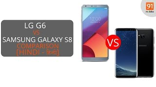 LG finally has launched its new flagship G6 to stand strong against Samsung's Galaxy S8. The phone packs loads of features and...