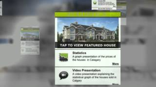 Calgary Townhouse YouTube video