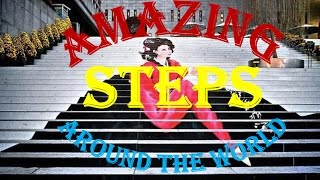 As street art has been becoming a popular and legitimate form of art, even something as ordinary and mundane as outdoor steps can be turned into a piece of brilliant art. From adorable flower steps in sunny Sicily to an astounding rainbow stpes in Turkey, allow us to take you on a virtual tour around 10 Beautiful Steps Around The World.Visit our Channel for Top Attractions:https://www.youtube.com/user/talancutaPlease Subscribe to our Channel:https://www.youtube.com/subscription_center?add_user=talancuta01. Moranga Steps, San Francisco, California02. Xenofon Street, Bucharest, Romania03. Albertina Museum Steps, Wienna, Austria04. Rose Steps, Teheran, Iran05. Rainbow Steps, Istanbul, Turkey06. Fish Stairs, Seoul, South Korea07. Steps to Peace, Syria08. Flower steps, Caltagirone, Sicily, Italy09. Musical Theatre steps, Seoul, South Korea10. Rakoczi Stairs, Targu Mures, RomaniaVisit our Channel for Top Attractions:https://www.youtube.com/user/talancutaPlease Subscribe to our Channel:https://www.youtube.com/subscription_center?add_user=talancutaDownload this music for FREE:http://bit.ly/PurebellsFreeDownloadsThis track's license, Creative Commons Attribution, requires attribution. If you use this song in a video, cite the creator using the info below: Archie - Magic is Timeless remixed by PureBells is licensed under a Creative Commons Licence.http://bit.ly/PurebellsFreeDownloadshttps://youtu.be/DKH26f2sAG4PureBells Social links:Soundcloud: http://goo.gl/0KGW8fYoutube Channel: http://goo.gl/kRIhUDFacebook: http://goo.gl/80HMkPBandcamp: http://purebells.bandcamp.com/Twitter: https://twitter.com/PureBellsmusicSpotify: http://goo.gl/T7dmWPMore info about the license:http://bit.ly/CreativeCommonsAttributionVisit Music For Monetize Channel:https://www.youtube.com/user/MusicForMonetize