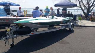 Tavares (FL) United States  City pictures : Adventure in Boating Vintage race boats Tavares Florida 3 20 15