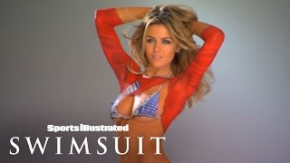 Body Painted World Cup Jerseys, SI Swimsuit - YouTube