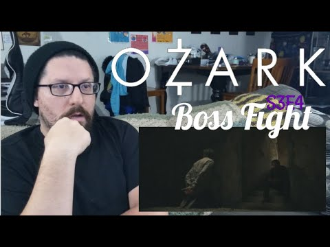 Ozark REACTION 3x4: Boss Fight