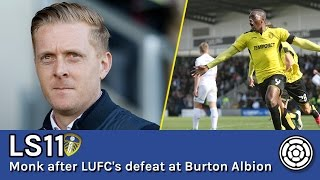 Leeds United's playoff hopes now hang by a thread after their loss 2-1 to Burton Albion. They sit in 7th with only two games of the regular season remaining and ...
