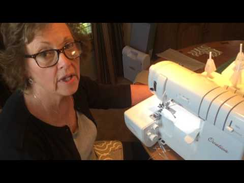 Baby Lock Serger: How-to Tips