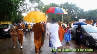 Eid ul Adha in the Rain