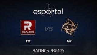PR vs NIP, game 3