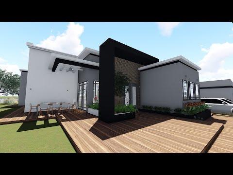 תכנון אדריכלי לבית פרטי חד באבן שמואל