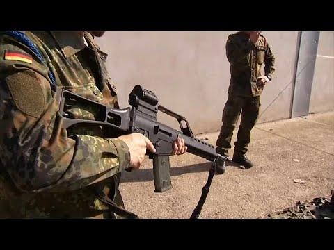 Heckler & Koch: Strafe wegen unzulässiger Waffenliefe ...