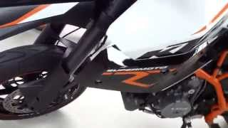 8. 2013 KTM 990 Supermoto R 116 Hp * see also Playlist