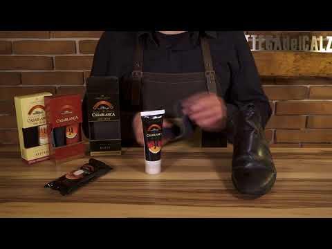 Pulizia scarpe pelle - Kit di creme per il fai da te