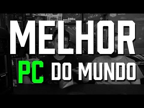 O MELHOR PC DO MUNDO! na semana #2