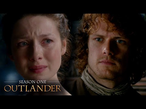 Claire Tells Jamie She Can't Have Children | Outlander
