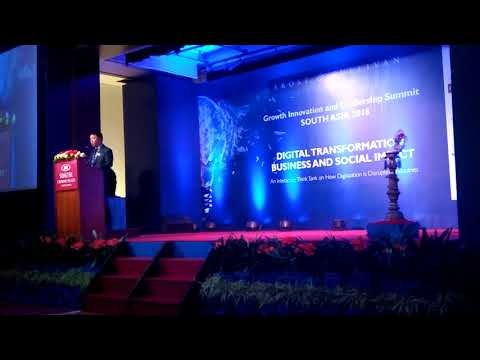 (Dasho Ugen Tsechup Dorji Speech at Global South Asia 2018..12 min)