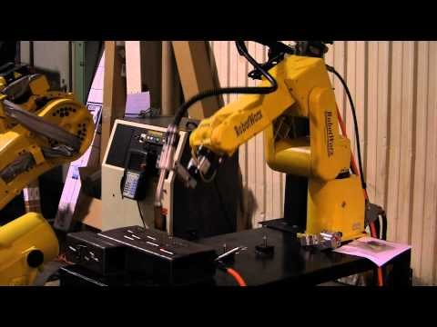 FANUC ArcMate 50iL Compact Welding Robot