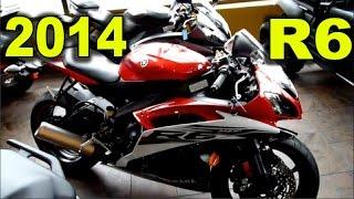 3. 2014 Yamaha R6