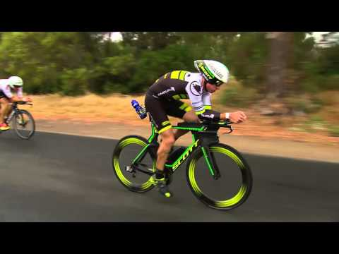 2015 SunSmart IRONMAN Western Australia - Bike Highlights  Clip