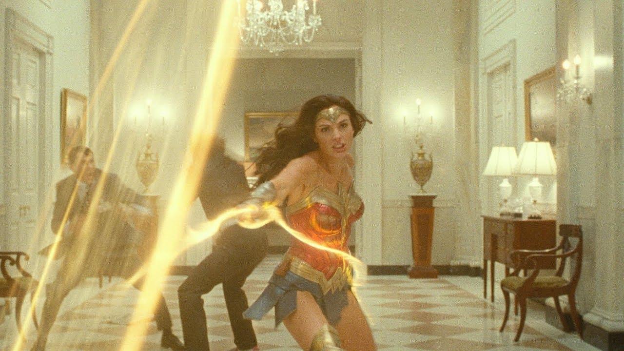 Trailer for Wonder Woman 1984 (2020) Image