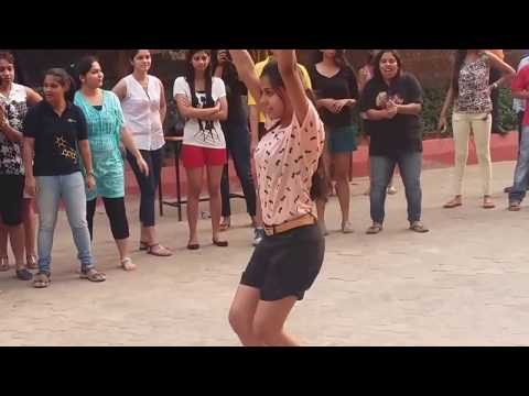 Video Odisha college girls dance on Prabhu Deva's 'Muqabla' download in MP3, 3GP, MP4, WEBM, AVI, FLV January 2017