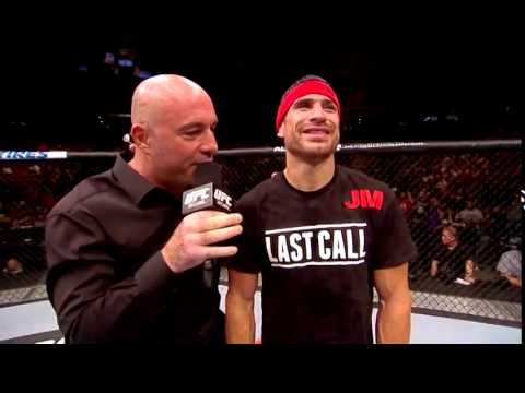 interviews - Hear from Danny Castillo and Tony Ferguson after their UFC 177 bout that ended in a close split decision.