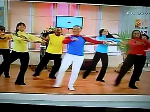 Bailoterapia con el Chaman del Baile
