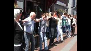 Spijkenisse Netherlands  City new picture : Flash mob Zorba Spijkenisse ( Holland )