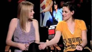 What is like to kiss Kristen Stewart ?