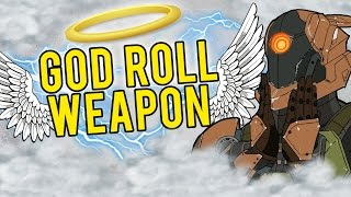 BUY THIS AMAZING GOD ROLL WEAPON BEFORE THIS TUESDAY! (Destiny)