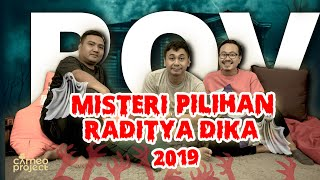 Video POV - PARANORMAL EXPERIENCE FT RADITYA DIKA SI PSIKOPAT DI 2019 MP3, 3GP, MP4, WEBM, AVI, FLV Juli 2019