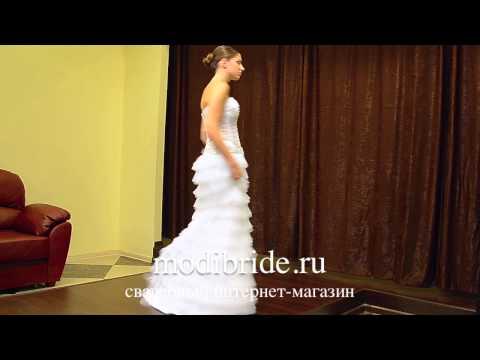 Платье Slanovskiy 11208 - www.modibride.ru Свадебный Интернет-магазин