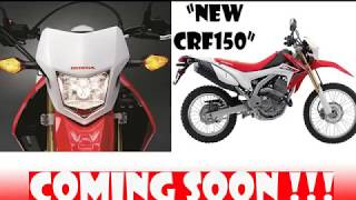 7. ALL NEW HONDA CRF 150R 2018