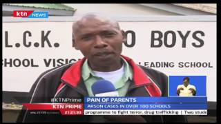 Parents Have Been Forced To Paid A Total Of 8 Million Shillings To Rebuild Dormitories