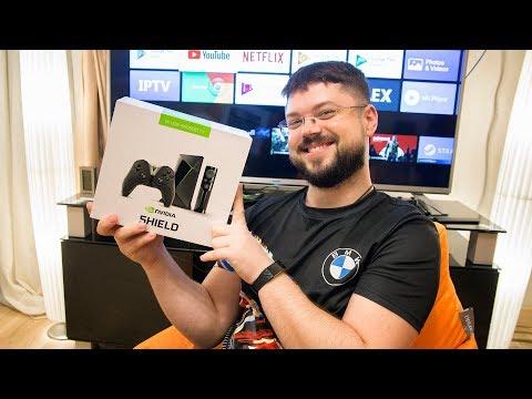 Купил Nvidia Shield | Плюсы и минусы |  Стоит ли вообще покупать?