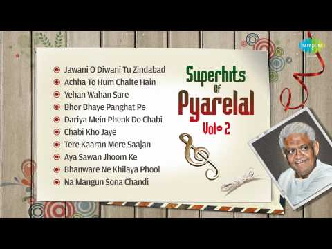 Video Laxmikant Pyarelal Songs Jukebox - Best Of Pyarelal Hits - Top 10 Old Hindi Songs download in MP3, 3GP, MP4, WEBM, AVI, FLV January 2017