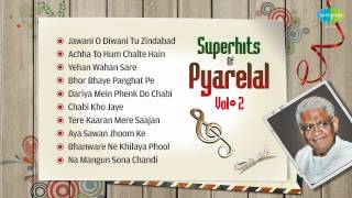 Best Of Pyarelal Songs - Top 10 Songs - Laxmikant-Pyarelal Songs - Composer - Old Songs - Vol 2