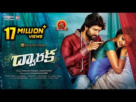 Vijay Devarakonda Dwaraka Full Movie || Latest Telugu Full Movies || Pooja Jhaveri