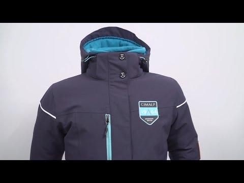 Veste de ski femme chaude et légère LEGACY premium