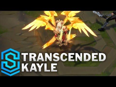 Kayle Lộ Diện - Unmasked Kayle